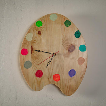 Decoration Items - Artist Clock