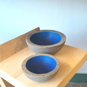 Decoration Items - Concrete Bowls