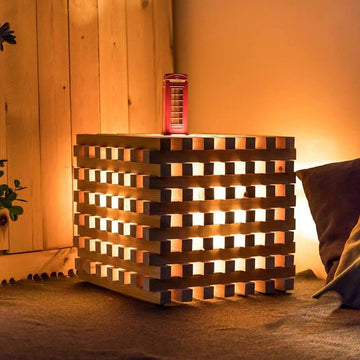 Decoration Items - Grids Lighting Unit