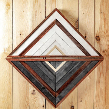 Decoration Items - Triangle Wall Art