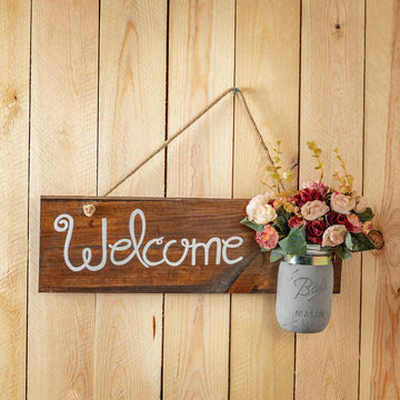 Decoration Items - Welcome Sign