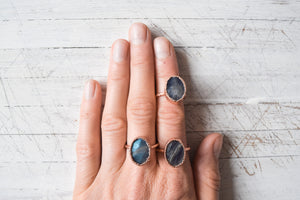 Empress Labradorite Rings