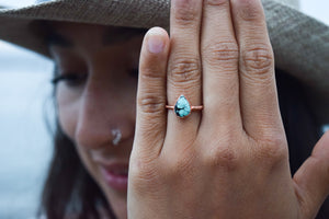 Turquoise Pre-Order Rings