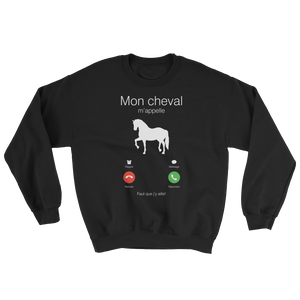 Mon cheval m'appelle - Sweatshirt