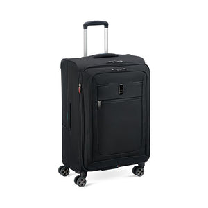 "Delsey - Hyperglide 25"" Expandable Spinner Luggage"