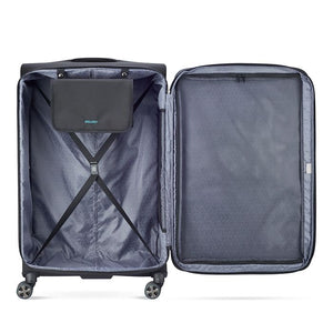 "Delsey - Hyperglide 29"" Expandable Spinner Luggage"