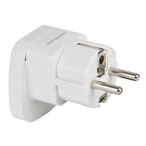 Travelon - Europe Grounded Adapter Plug