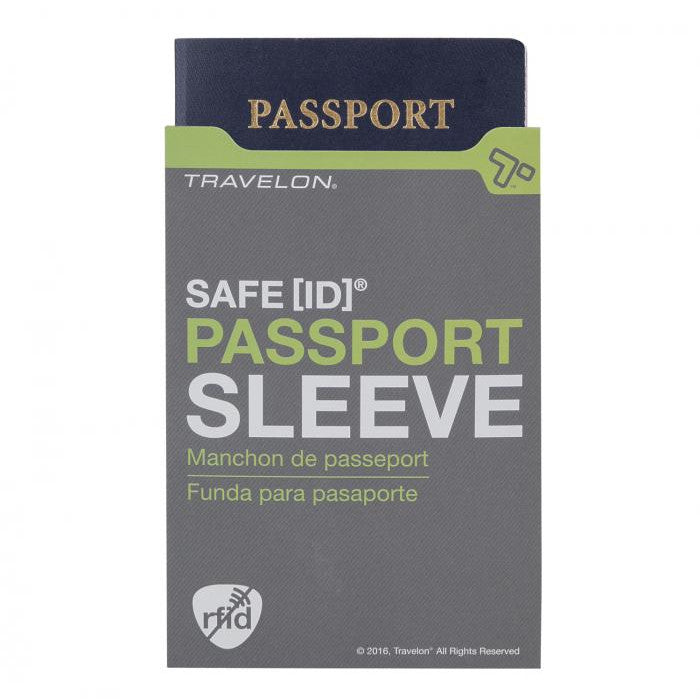 Travelon - RFID Blocking Passport Sleeve