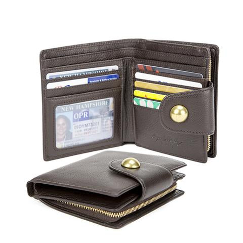 Osgoode Marley - RFID Medium Snap Wallet