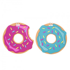 Travelon - Set of 2 Oversized Luggage Tags - Donuts