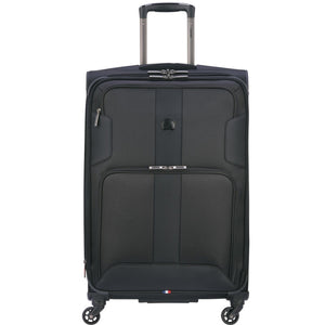 "Delsey - Sky Max 25"" Expandable Spinner Upright Luggage"