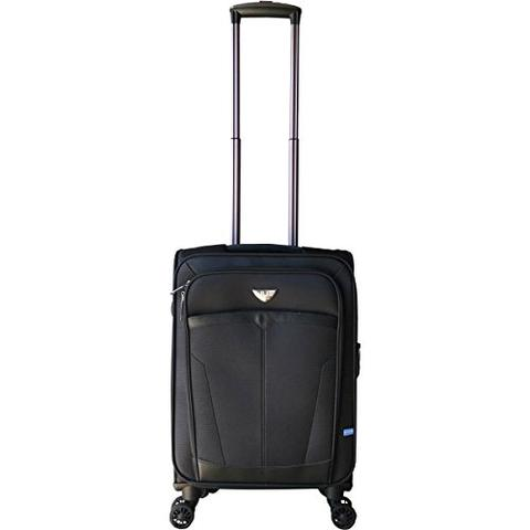 VUE Premier LTE Carry On Spinner Luggage