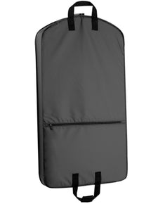 "WallyBags - 42"" Suit Length Garment Cover with Pocket"