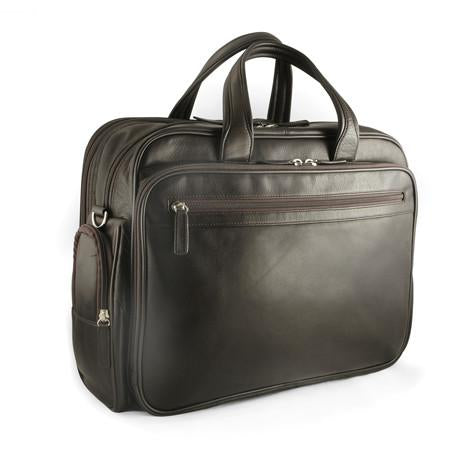 Osgoode Marley - Multi Zip Briefcase #6048