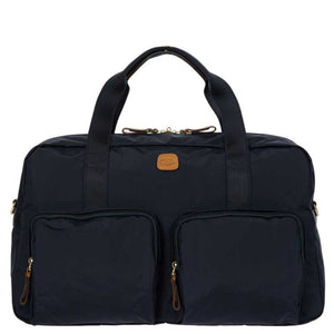 Brics X-Bag Boarding Duffle Bag with Pockets