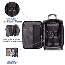 Travelpro - Crew VersaPack Global Carry-On Expandable Upright Suitcase