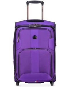 Delsey - Sky Max Expandable 2-Wheel Carry On Luggage