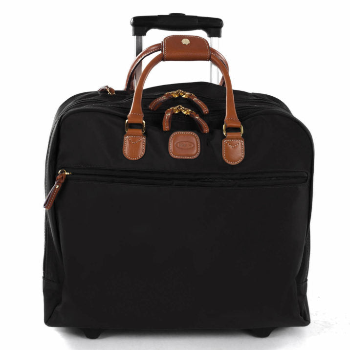 Brics X-Bag Travel Pilotcase Carry On Luggage