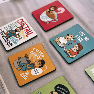 Coasters (set of 6)