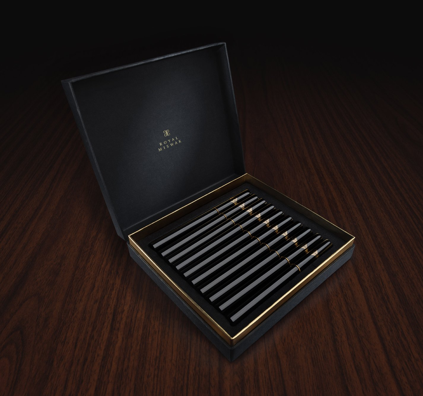 Royal Miswak Ten Piece Luxury Gift Box