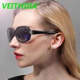 VEITHDIA Driving Polarized HD Women Sunglasses