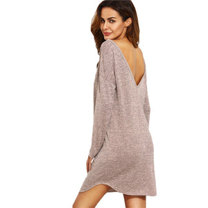 SHEIN Casual Short Women Dress