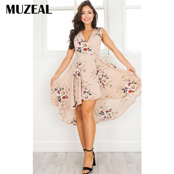 MUZEAL Bohemian Summer Women Dress