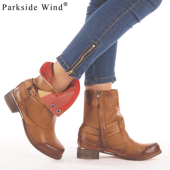 Parkside Wind Women Ankle Boots