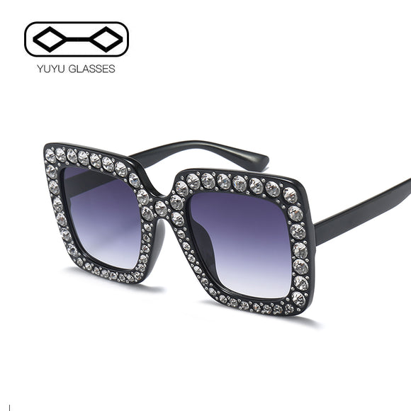 YUYU Photochromic Square Rays Women Sunglasses