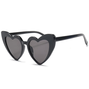 KESIMA 2018 Party Heart-Shaped Sunglasses