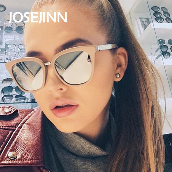 JOSEJINN Gradient Lens Women Classic  Sunglasses UV400