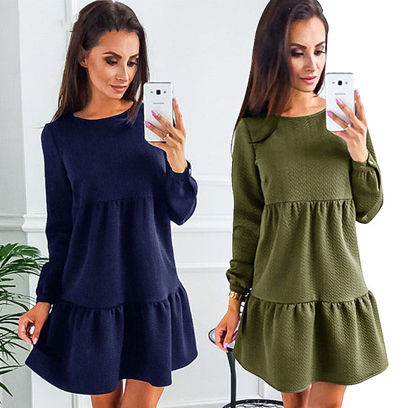 SIMIN Lanon Casual Women Dress