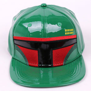 Unisex Star Wars Cosplay Hats Boba Fett Clone Troopers R2D2 BB-8  Baseball Cap Men Women Hip Hop Snapback Caps Hat