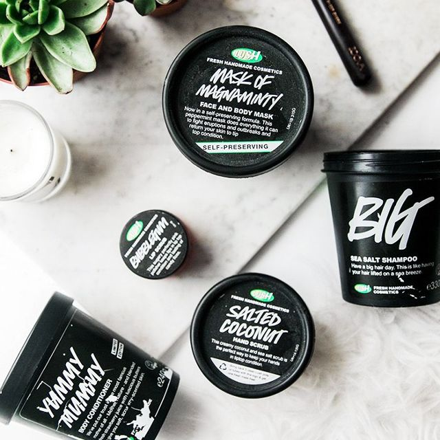 LUSH Products You Need ASAP