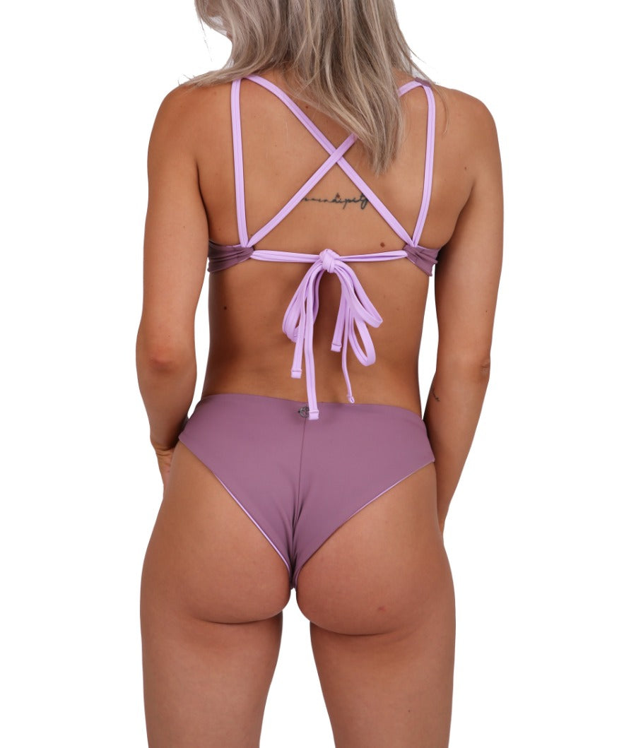 The Dalia bottom - Mauve side