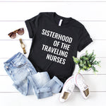 Sisterhood of the Traveling Nurses Tee