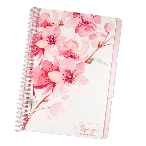 Breeze, Floral: An Erasable Pocket Template for Nurses