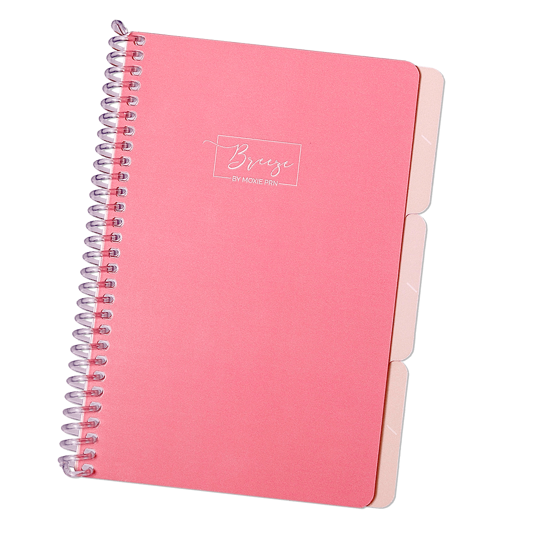Breeze (Pink with Matte Finish) **clearance item**