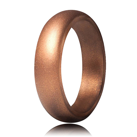 Moxie Ring in Copper