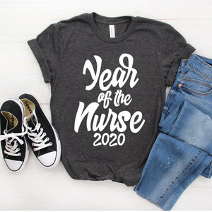 Year of the Nurse Tee