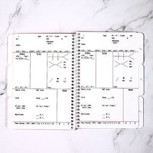 Pop-In Pages: Extra Patient Pages for MedSurg & PCU (Set of 3)