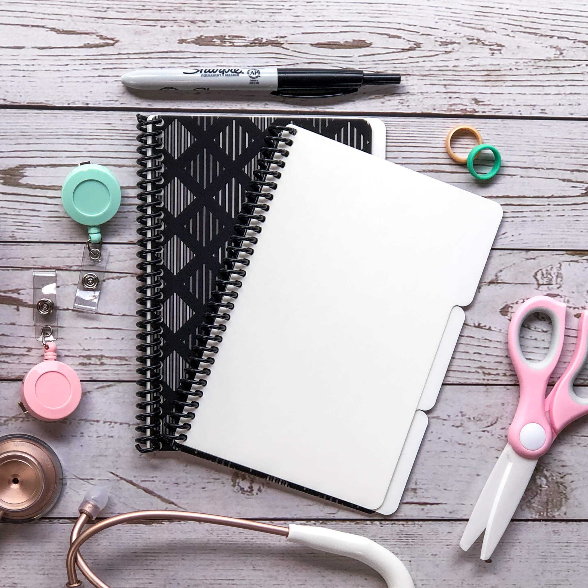 Reusable Report Book