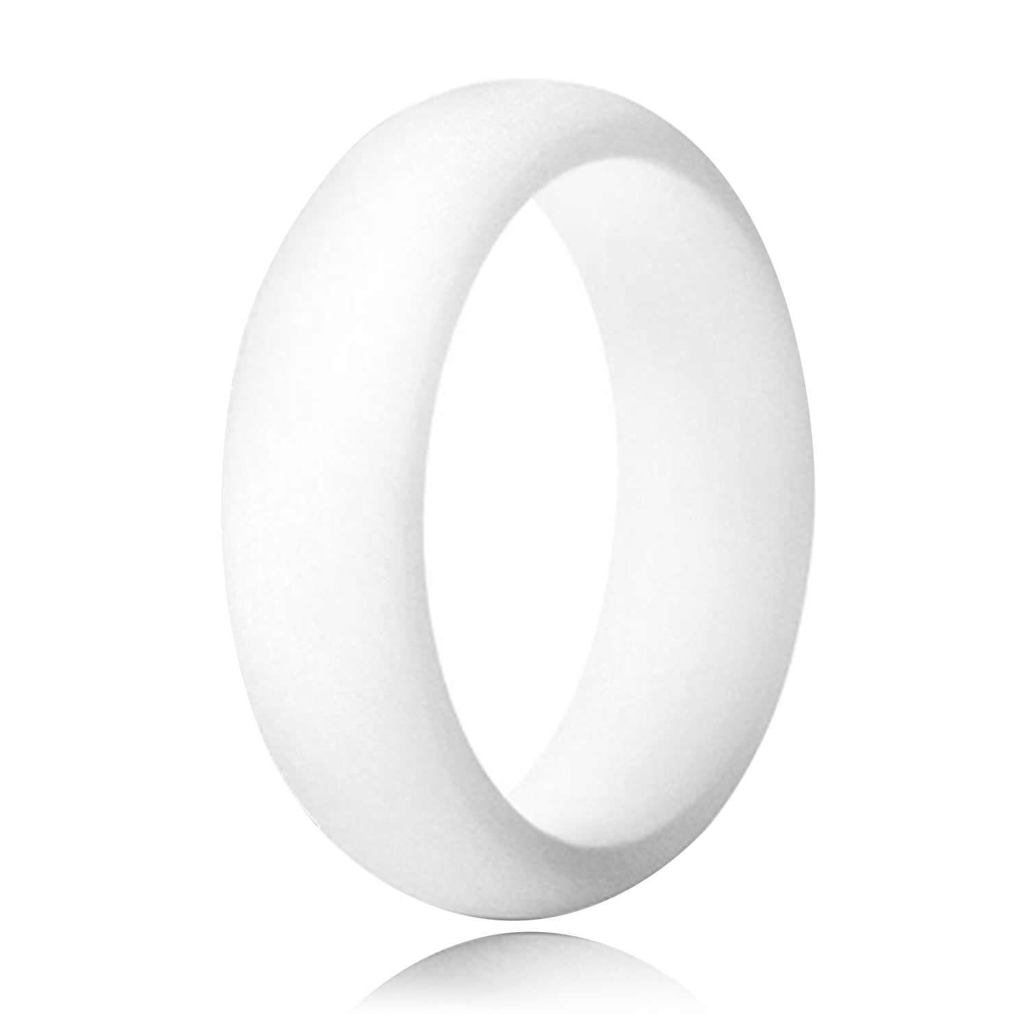 Moxie Ring in White