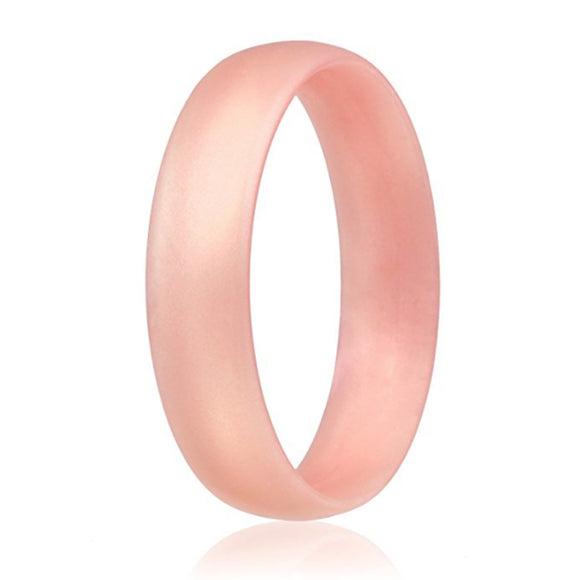Moxie Ring in Pink Pearl