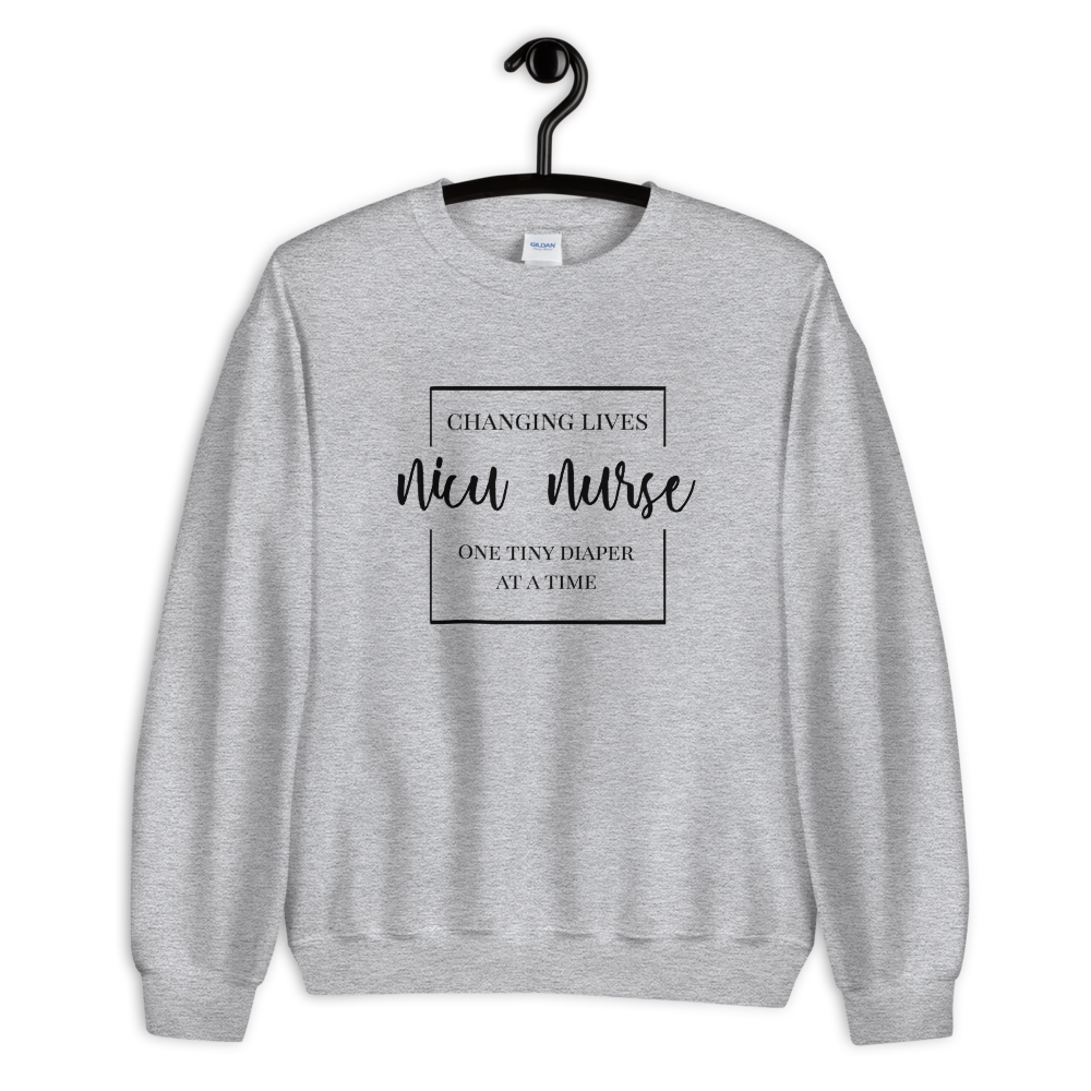 NICU Nurse Sweatshirt