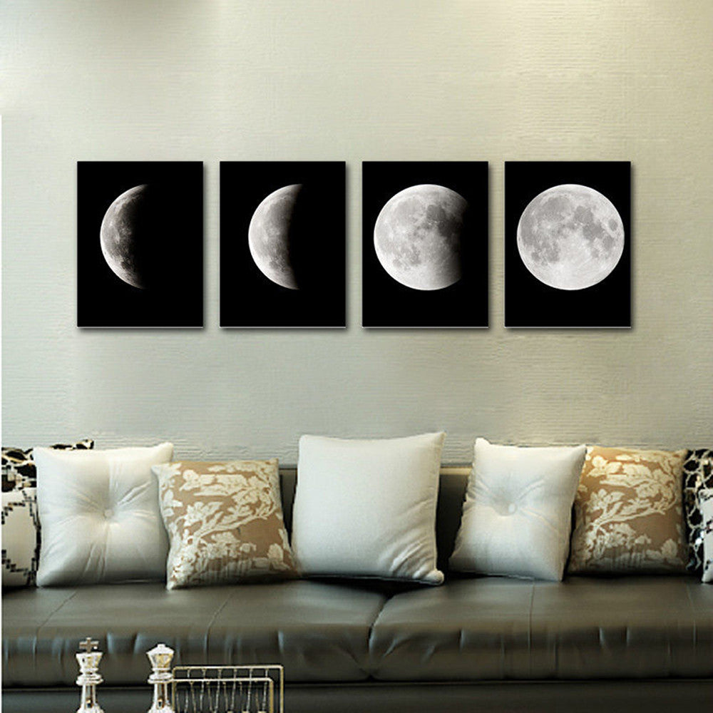 3 Panel Unframed Modern Oil Painting Fruit Wall Art Picture Canvas Home Decor - Venim World Class