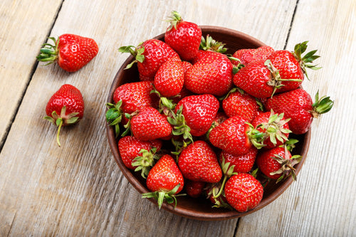 fragole frutti rossi - Justfruit