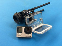 Side-Shot Hero 3-4 Gopro Scope Mount.