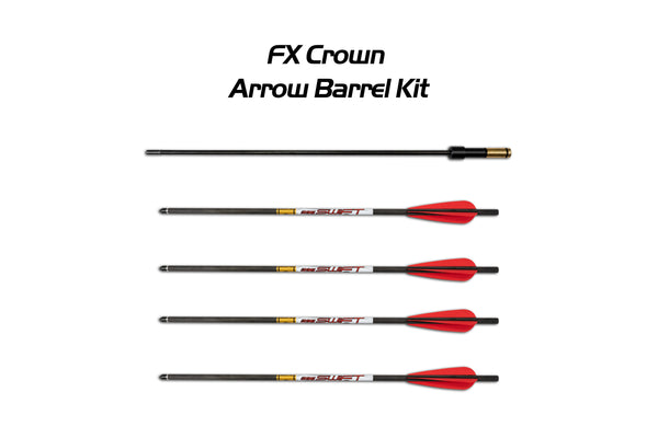 FX Crown Arrow Barrel Kit (Taking Orders for 9/2018 Delivery)