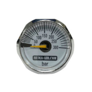 Mini Pressure Gauge G1/8 BSP 23 mm